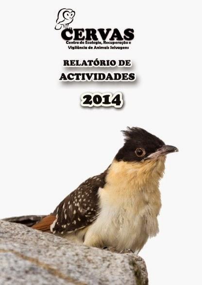 Relatório de actividades CERVAS 2014