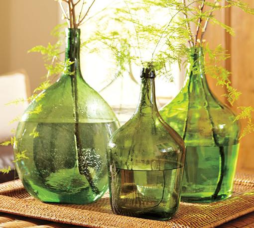 Plantamer botellas maceteros for Maceteros de botellas