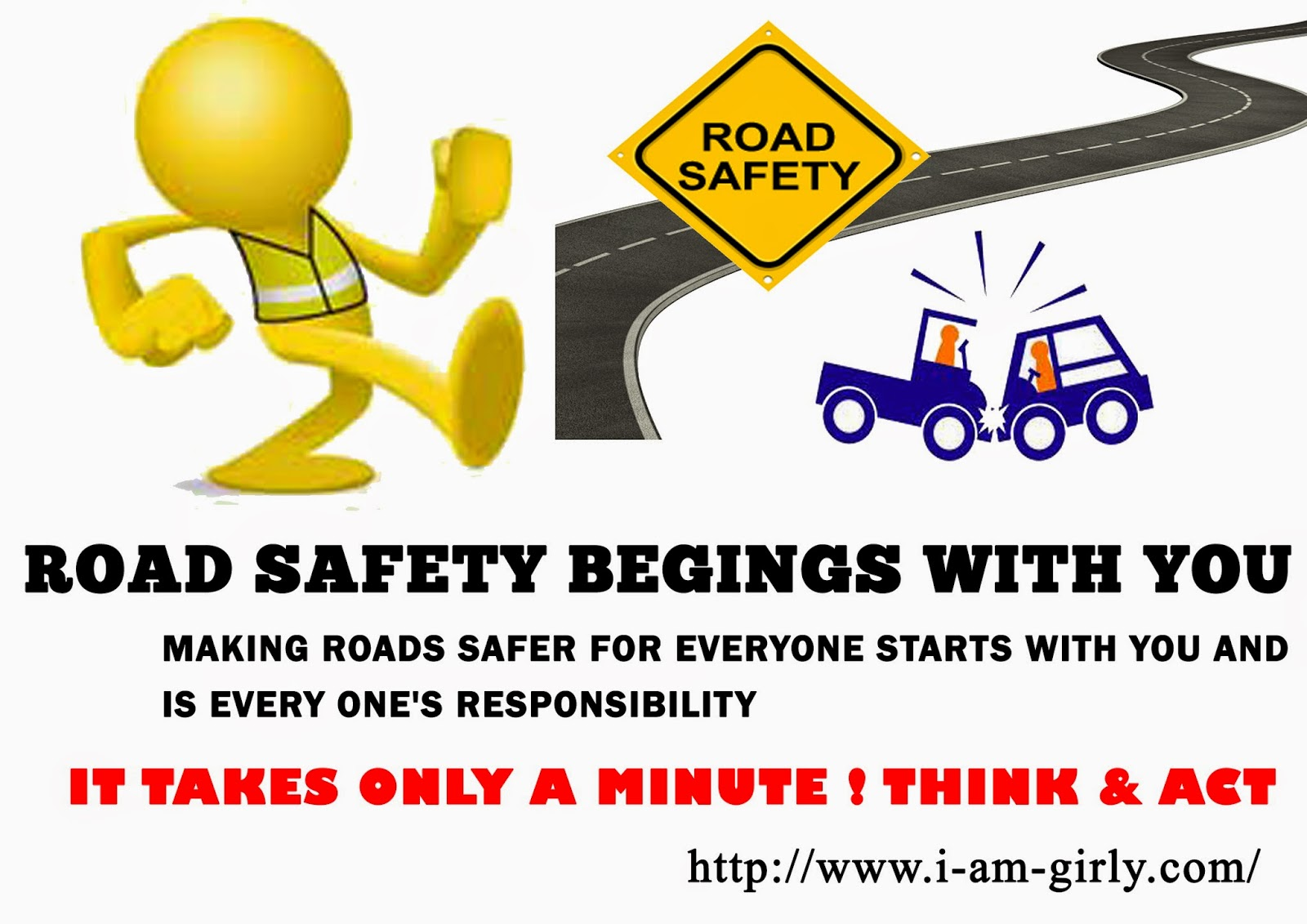 Safety is not automatic! Stand up for Road Safety with ...