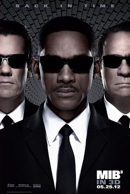 men in black 3 2012 poster cover