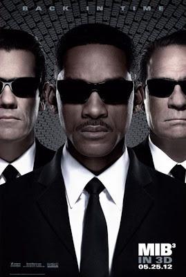 men in black 3 2012 poster cover
