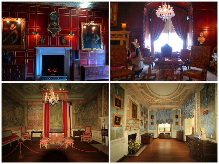 The State Rooms at Warwick Castle