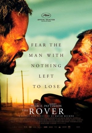 Film The Rover 2014 di Bioskop