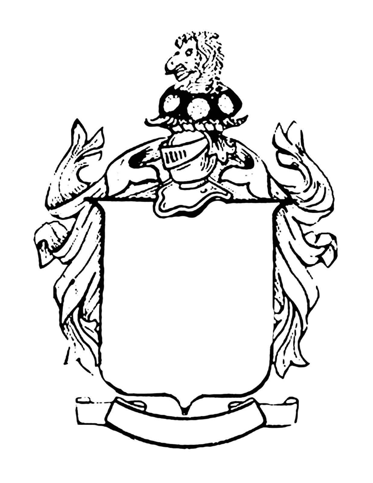 fancy crest template 26552 timehd