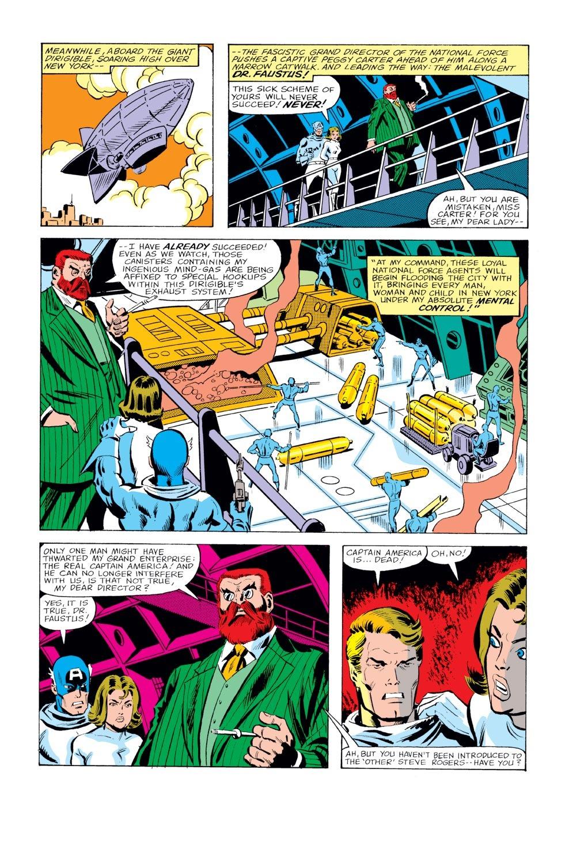 Captain America (1968) Issue #236 #151 - English 10