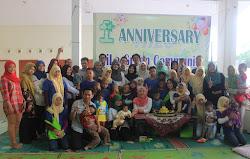 Anniversary 1st, HGC Hibur Anak Panti Asuhan Adek Irma Nasution