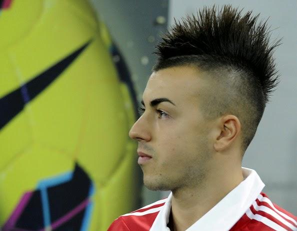 Stephan El Shaarawy Hairstyles Pictures