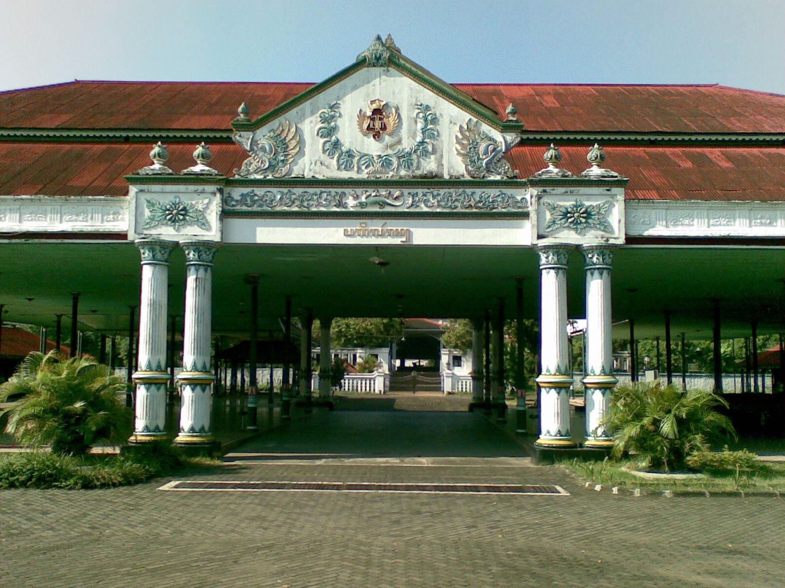 Deya | Share Nightmare Side: Istana Kraton Yogyakarta