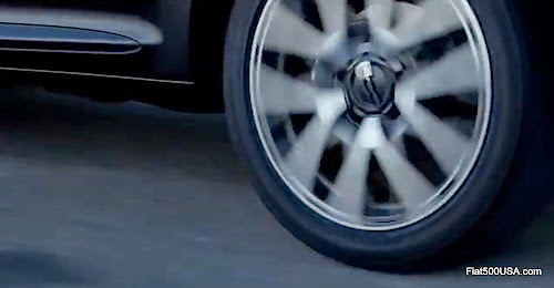Fiat 500X Wheel