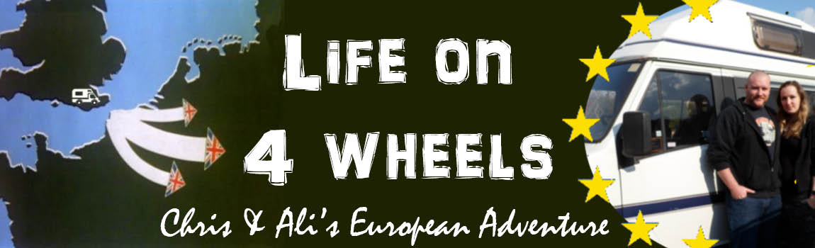 Life on 4 Wheels-Chris &amp; Ali&#39;s European Adventure