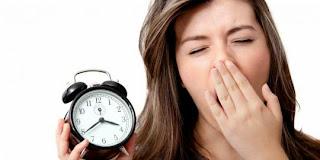 Kurang Tidur Pengaruhi Kesehatan