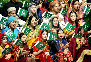 Happy, beautiful Pakistan is our aim