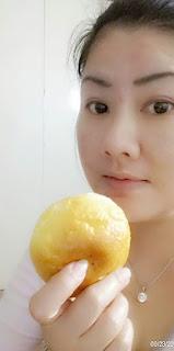 Roti Kentang Poles Srikaya