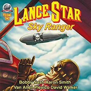 NEW! AUDIO LANCE STAR - SKY RANGER VOL. 2