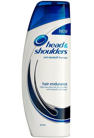 head and shoulders sample