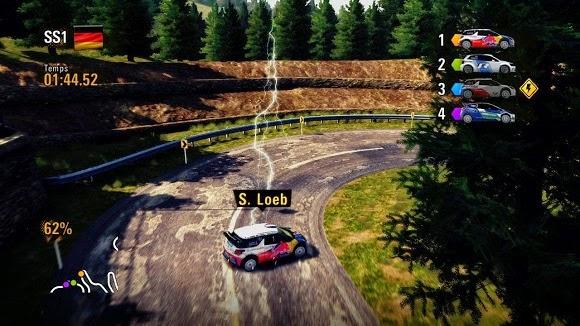 Download WRC Powerslide For PC Full Version