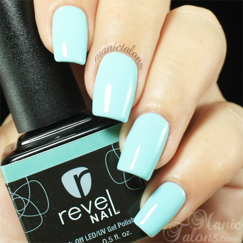 Revel Nail Gel Polish Blowout Swatch