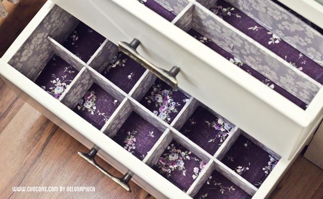 Chocoas diy organizador de cajones y prop sitos de a o nuevo - Organizador de ropa interior ...