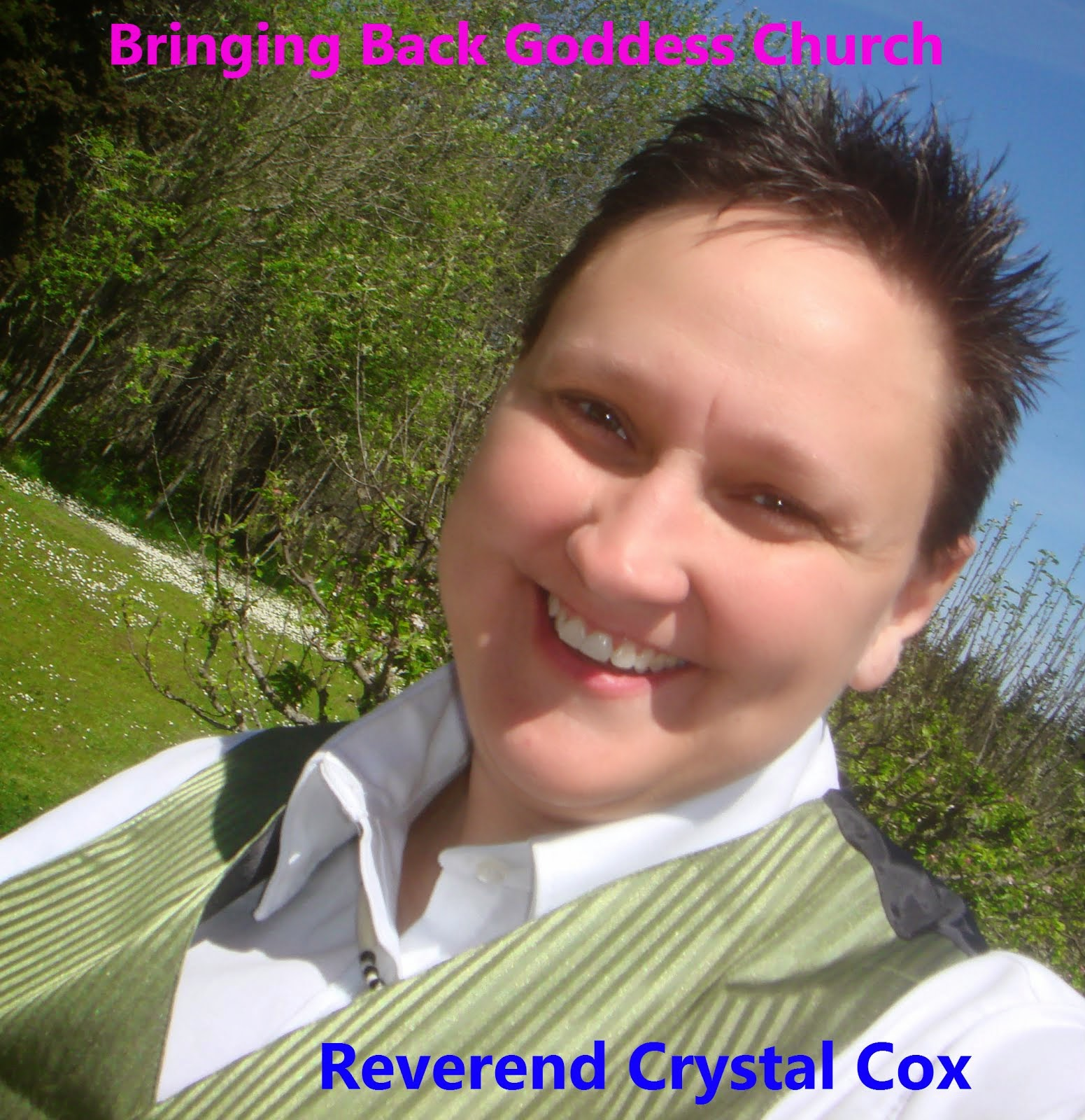 Reverend Crystal Cox