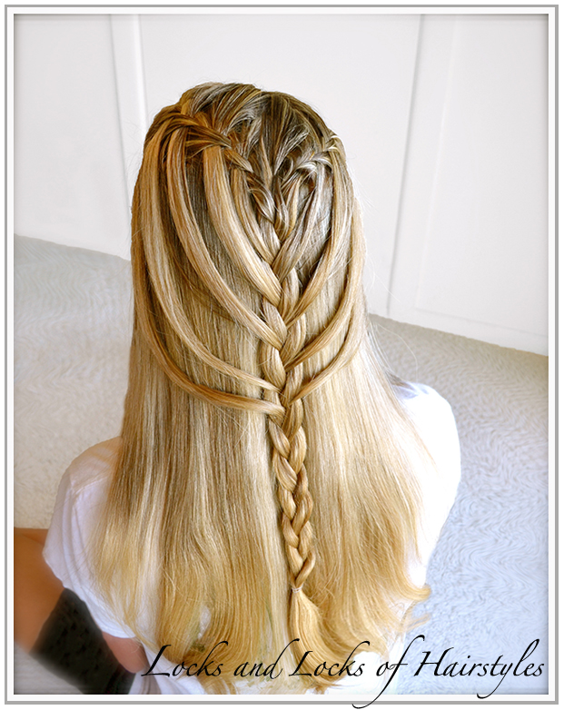 Outstanding Locks And Locks Of Hairstyles Quick And Easy Video Tutorials Hairstyle Inspiration Daily Dogsangcom
