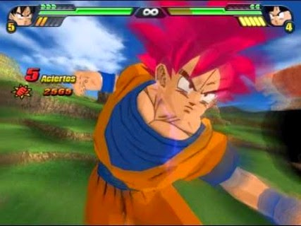 www.juegosparaplaystation.com Dragon Ball Z: Budokai Tenkaichi 3 Latino Beta 2 Iso Ps2 Ntsc