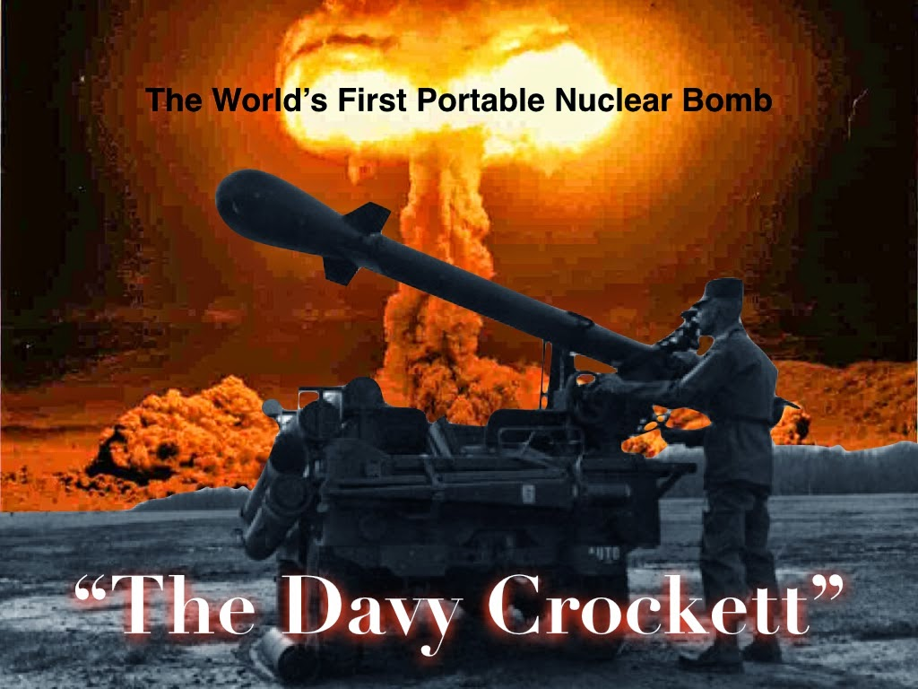 "the ""Davy Crockett"""