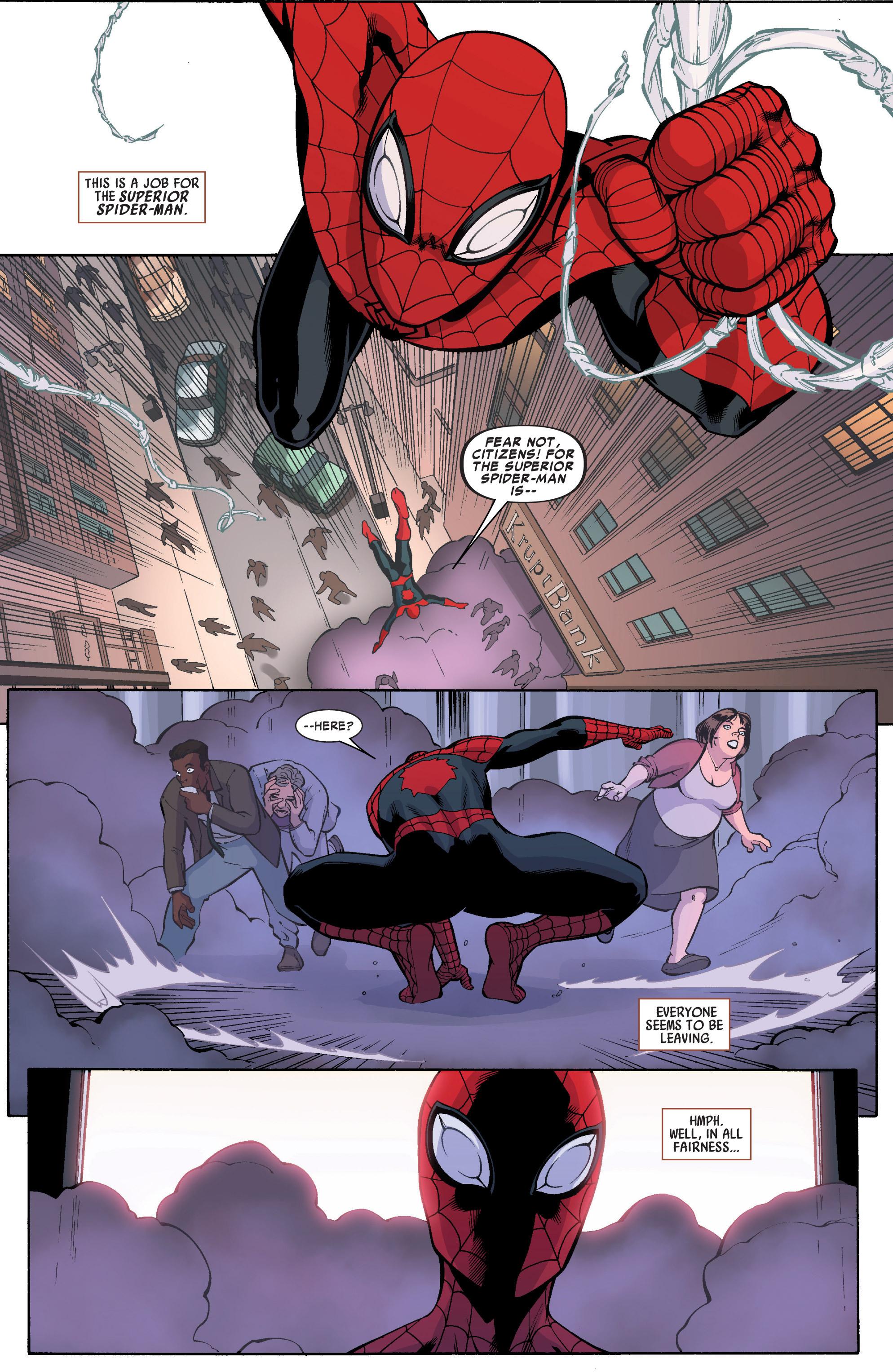 Avenging Spider-Man #23 #25 - English 4