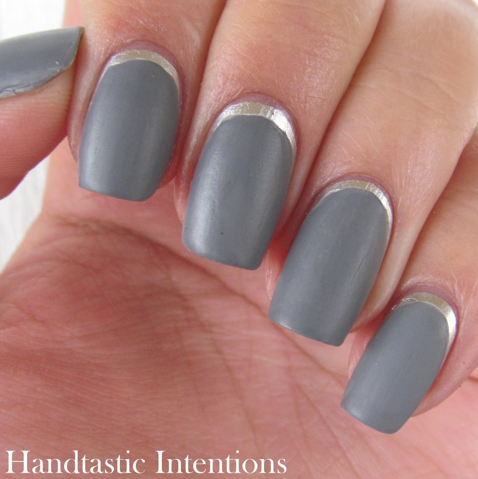 handtastic intentions: work wear wednesday tutorial subtle ruffian