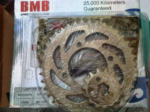 gear bmb made in thailand