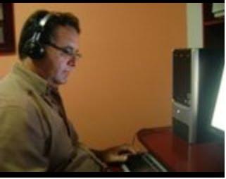 ALBINO  GONZAGA NOSSO DIRETOR GERAL DA RADIO CULTURA FM VIRTUAL DE CAJAZEIRAS  24 HS
