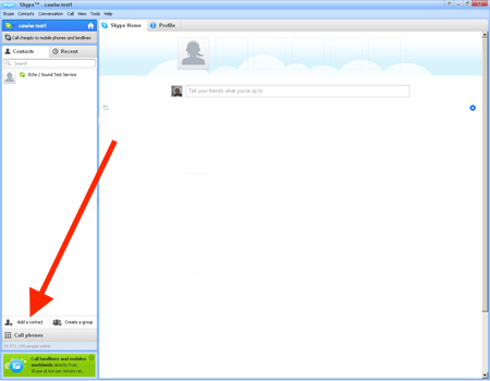 how to find someones ip through skype