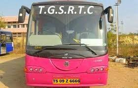 TGSRTC (TSRTC) Online Ticket Booking, Telangana RTC Redbus E-Ticket Online Reservation of TSRTC / TGSRTC