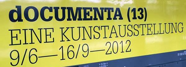 dOCUMENTA (13), una exposición de arte, 9/6-16/9-2012