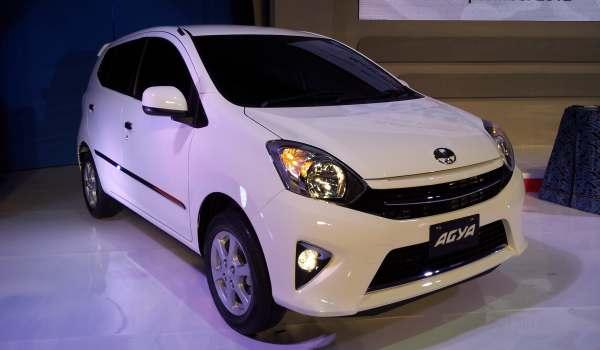 Harga & Spesifikasi Toyota Agya Terbaru 2012