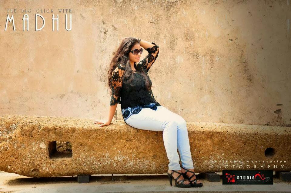 Uthpala Madhushanie sri lankan model