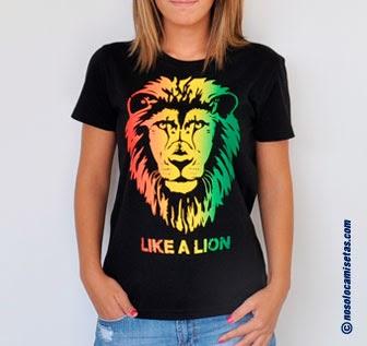 http://www.nosolocamisetas.com/camiseta-like-a-lion-chica