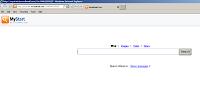 Mystart Home Page