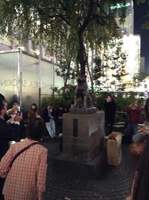 Shibuya, Hachiko,