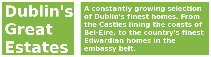 Dublin's Great Estates
