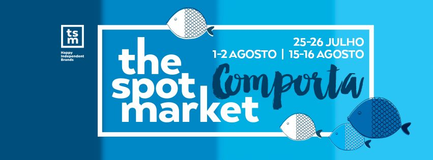 The Spot Market Comporta