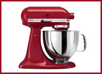 KitchenAid Artisan 5 Quart Mixer Giveaway