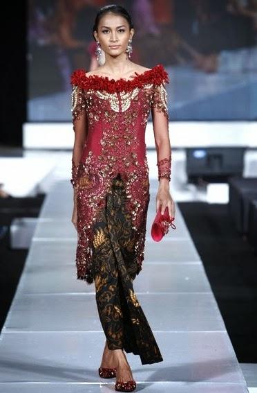 Trend Fashion Kebaya Modern Terbaru 2013 | Trend Fashion 2013