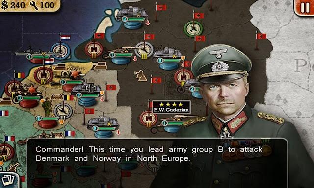 World Conqueror 2 Android Apk Oyun resimi 4