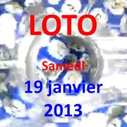 Résultat du LOTO - tirage du samedi 19 janvier 2013