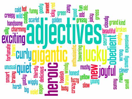 Adjectives (Kata Sifat) dalam Bahasa Inggris dan Contohnya