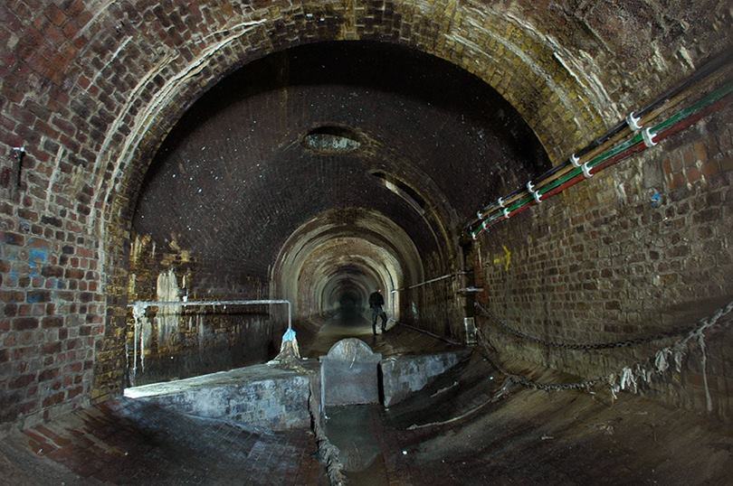The River Fleet, London's Largest Subterranean Rivers