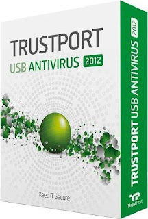 TrustPort USB Antivirus 2012 12.0.0.4845 Final