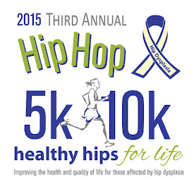Join Us for the Hip Hop 5K/10K Run and Walk for Hip Dysplasia !!