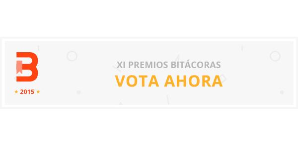 premios bitácoras 2015 categoría gastronomía