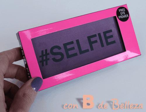 Opinión paleta de sombras Selfie